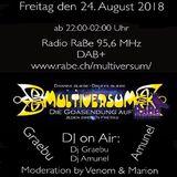 Radio Rabe - Multiversum - 24/25.08.2018