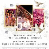 Dj Free & Magonyi L & Imhouse - Live @ Bed Beach Budapest First Friday 2012.06.15.