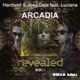 Hardwell & Joey Dale feat. Luciana - Arcadia ( Diego Lima Remix )