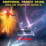 Emotional Trance ep.019(2015) Master dj
