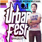 Urban fest 2017- Sección Metropolitana 0.1 (Richard James Taylor)