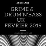 GRIME & DRUM'N'BASS UK - FÉVRIER 2019