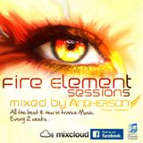 Fire Element Sessions Podcast 01 Mixed by Jorge Caballero