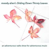 moody alien - Sliding Down Thirsty Leaves  02-06-17