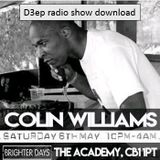 """200317 Colin Ws """"50 Shades of Soulful House meets Brighter Days"""" special radio show"""