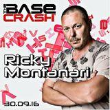 Ricky Montanari @ The Base Crash - (at Wall), Milano - 30.09.2016