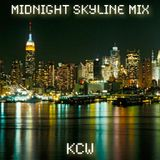 Midnight Skyline - March 2014 Mix