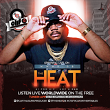 RAP, URBAN, R&B MIX - OCTOBER 12, 2018 - WWMR-DB THE HEAT - THA SUPA LIVE MIX SHOW