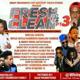 FRESH AND CLEAN PT. 3 OCT 20th Promo MIX