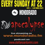 Apocalypse @ Mondoradio 02 28 maggio 17