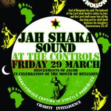 Best Of Jah Shaka 29th March 2013 # The Dome, Tufnell Park, N. London