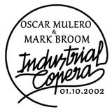 Oscar Mulero & Mark Broom - Live @ Industrial Copera, Granada - Spain (01.10.2002)