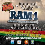 The Reggae Take Over Show ft. Ram 1 (Riddim Culture Records)