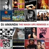 DJ AMANDA   THE MASH UPS REMIXES 4