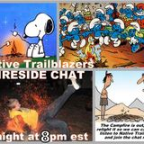 Uh Oh - Native Women ... Tonight - A Fireside chat as Delores' mom visits!