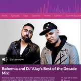 BBC Asian Network - DJ Vjay's Best Of The Decade (2010 - 2019) mix on Panjabi Hit Squad show