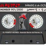 Juanma Dj & Dj Will @ El Puntet en Directo (06-10-18)