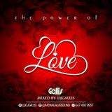 MON A GALLIS (M.A.G) - THE POWER OF LOVE (2018) {MIXED BY DJGALLIS}