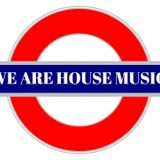 WE ARE HOUSE MUSIC 004 SOUNDS BY CARLOS CASTRO