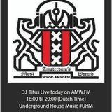 AMW.FM & LONDONLIVE.FM TITUS SHOW FRIDAY 29th November 2013