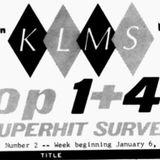 Bill's Oldies - 2019-09-01 - KLMS Top 40 of 1968