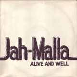 Jah Malla - Alive and Well - Out of Print LP Featuring Noel Alphonoso & Cleon Douglas