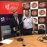 Entrevista al Ing. Dixon Añazco, Director de la EP de Ingeniería Industrial (Radio Comas)