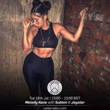 Melody Kane on Radar Radio live 18th July 2017 (radio rip)