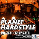 Planet Hardstyle ep.294 - 23.09.2019