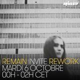 Remain Invite Rework - 6 Octobre 2015