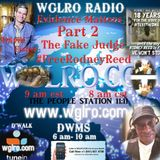 WGLRO with David Fisher special edition Evidence Matters #FreeRodneyReed the DWMS 12-4-2019