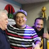 DJ Steve Stack Of Wax ~ ROCKIN' RADIO with my guests The Vargas Bros & DJ Grinster ~ 7 February 18