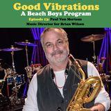 Good Vibrations: Episode 13 — Brian Wilson Music Director Paul Von Mertens