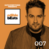 EB007 - edible bEats - Eats Everything live from Uberhaus Beirut