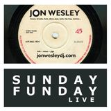 Jon Wesley Sunday Funday Recorded Set