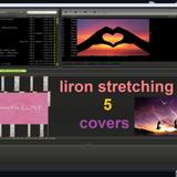 lironaerobic stretching 5 covers 2017