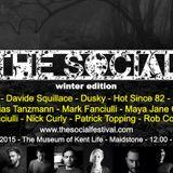 Dusky - The Social 2015, Winter Edition (UK) - 28-Feb-2015