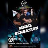 2017.05.06. - MINIMAL SENSATION - My Friends Club, Debrecen - Saturday