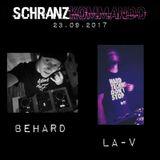 BeHard vs. LA-V - Schranzkommando Live-Set @ Club Borderline_23.09.2017