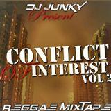 DJJUNKY – CONFLICT OF INTEREST VOL.2 REGGAE MIXTAPE