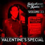 SIDESHOW KUTS VOLUME 33 VALENTINES EDITION MIXED BY DJ CROSS CUTZ (FR)