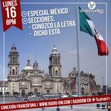 Conexión Francófona - 16-10-2017 - México