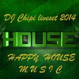 Happy House Music by Chipi 2014