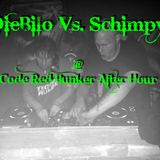 Die Zerstörer aka DieBilo & Schimpy @ Code Red Bunker After Hour (11-05-2014)