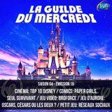La Guilde du Mercredi 117 (S04E19) - Disney, Paper Girls, Seul Survivant, Broforce