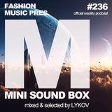 Lykov – Mini Sound Box Volume 236 (Weekly Mixtape)