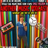 Another Music Podcast with Chuck Livid ft. Emile Milgrim (Other Electricities/Sweat Records)