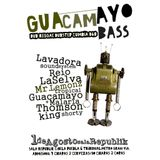 SweatCast#24 Andrés Ramirez / Guacamayo Tropical @ Guacamayo Bass - 1/8/14