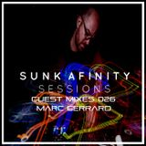 Sunk Afinity Sesions Guest Mixes #026 Marc Gerrard