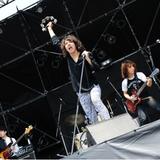 OKAMOTO'S  2013-05-26  Shinkiba Wakasu Park, Tokyo( METROPOLITAN ROCK FESTIVAL 2013)